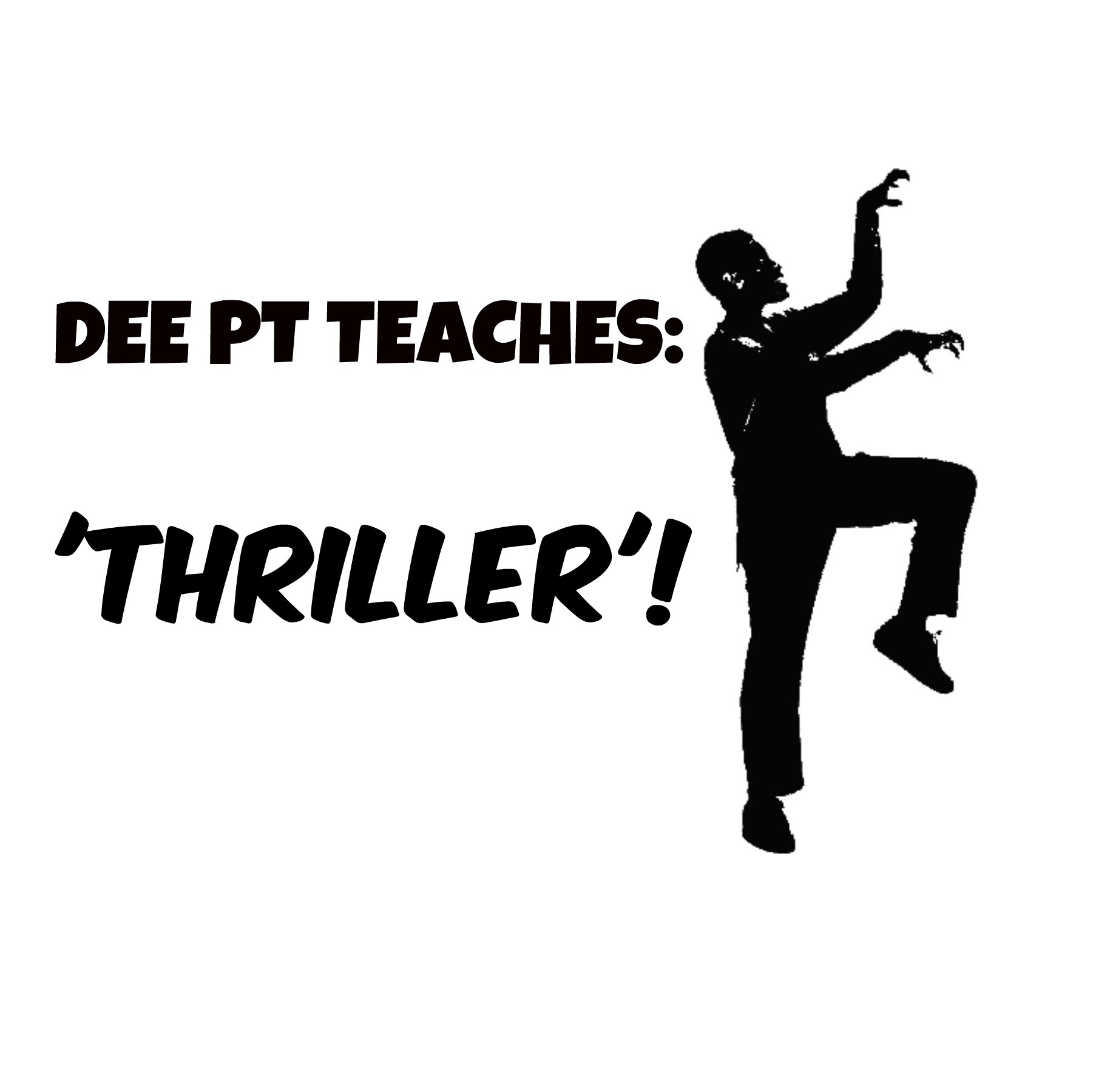 Learn the Dance from THRILLER!