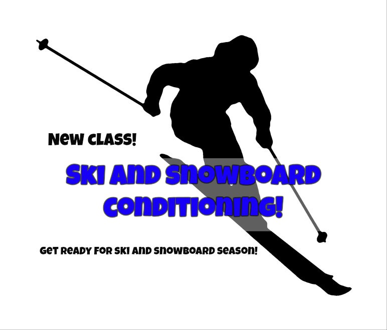 Ski and Snowboard Conditioning!