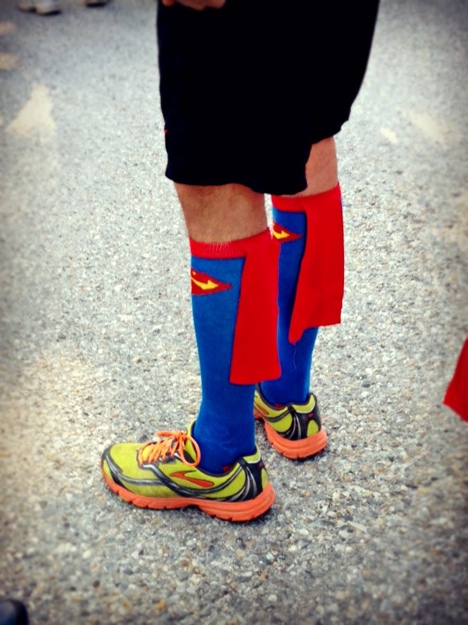 When Physical Therapists Run Marathons: Exploring the Superpowers Needed to Run 26 Miles!
