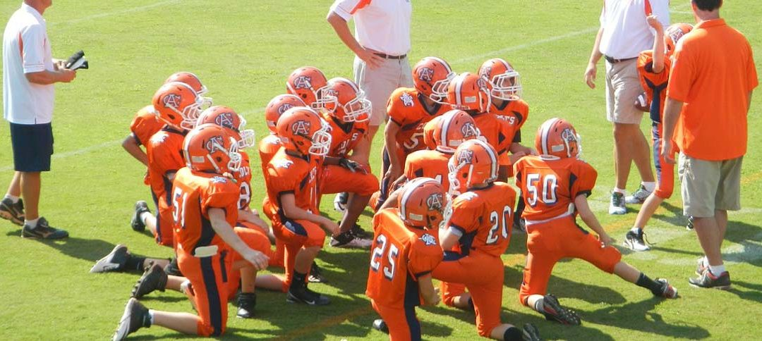 Buccaneers youth football addresses concussion issue