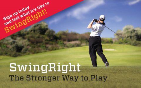 SwingRight Golf Program